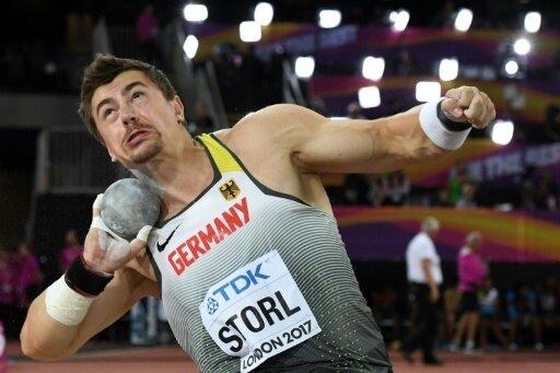 David Storl startet als Titelverteidiger ins Turnier
