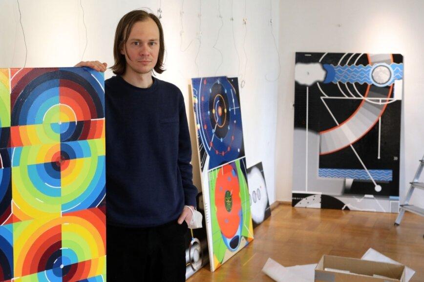 Kunstverein präsentiert Ausstellung trotz drohender Schließung der Galerie