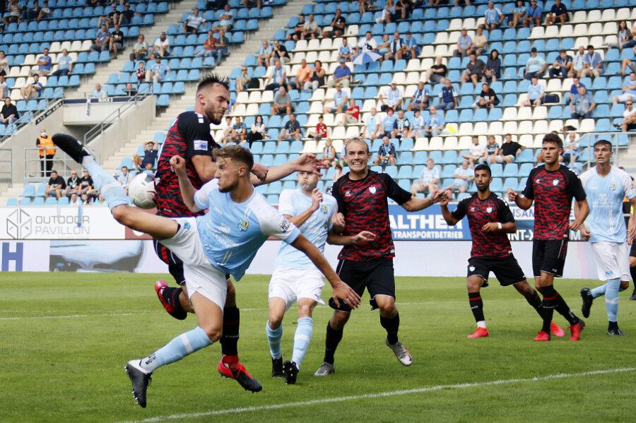Chemnitzer FC verliert 1:2 gegen FC Viktoria Berlin