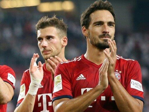 Goretzka und Hummels fallen gegen Leverkusen aus