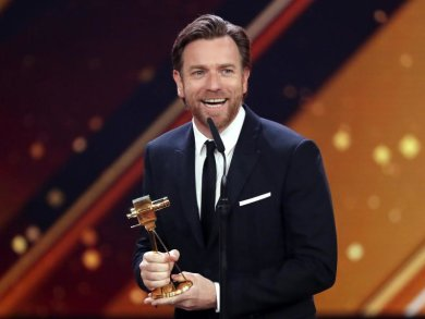 Ewan McGregor geht in Serie.