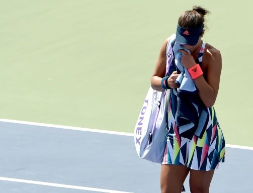 Ana Ivanovic muss verletzungsbedingt länger pausieren