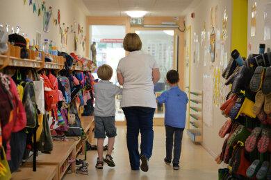 Die kommunalen Kindertageseinrichtungen der Stadt Zwickau kehren ab Montag wieder in den Regelbetrieb zurück.