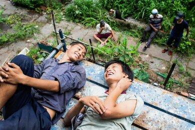 """Aus Vietnam kommt der Film """"Ròm"""" über das Leben zweier Straßenjungen in Ho-Chi-Minh-Stadt."""