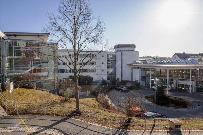 Das Erzgebirgsklinikum in Annaberg-Buchholz baut unter anderem die Versorgung im Ambulanzzentrum aus.