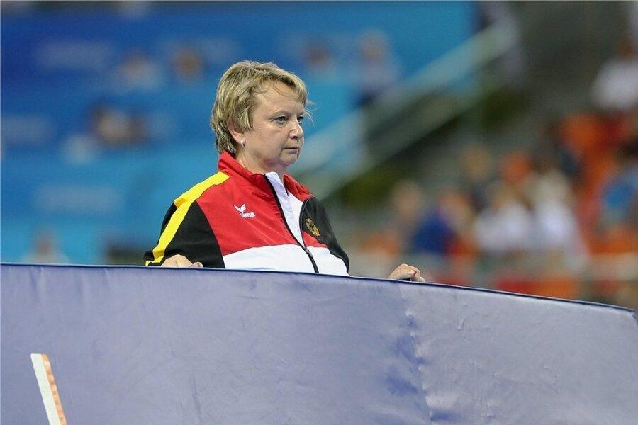Nach ihrem Sieg vorm Arbeitsgericht darf die Chemnitzer Turntrainerin Gabi Frehse zurück an die Trainingsstätten.