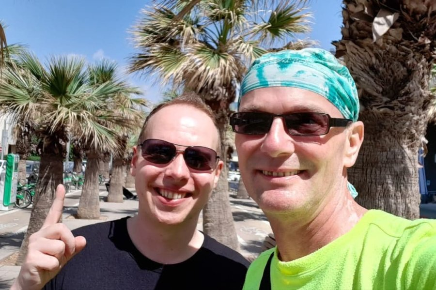 Blick in die Ferne - Reisetagebuch aus Israel