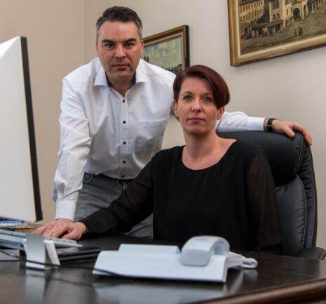 Die Travdo-Gesellschafter Cecil und Nando Sonnenschmidt bangen um den Erhalt ihrer Hotelkette.