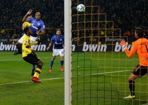 Zuletzt traf Naldo zum historischen 4:4 gegen den BVB