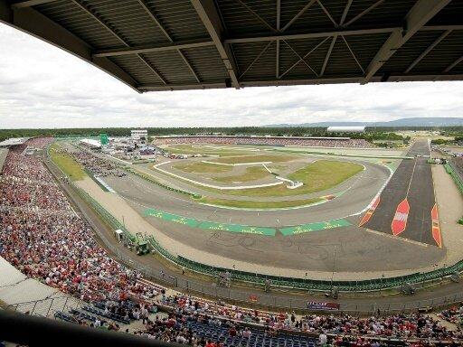 Die Formel 1 ist zu Gast am Hockenheimring