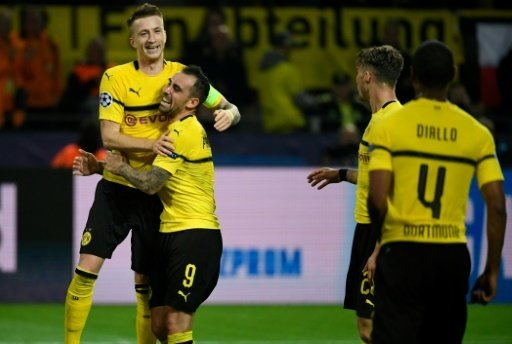 Der BVB empfängt in der Champions League den FC Brügge