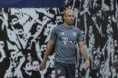 Arjen Robben übt Selbstkritik