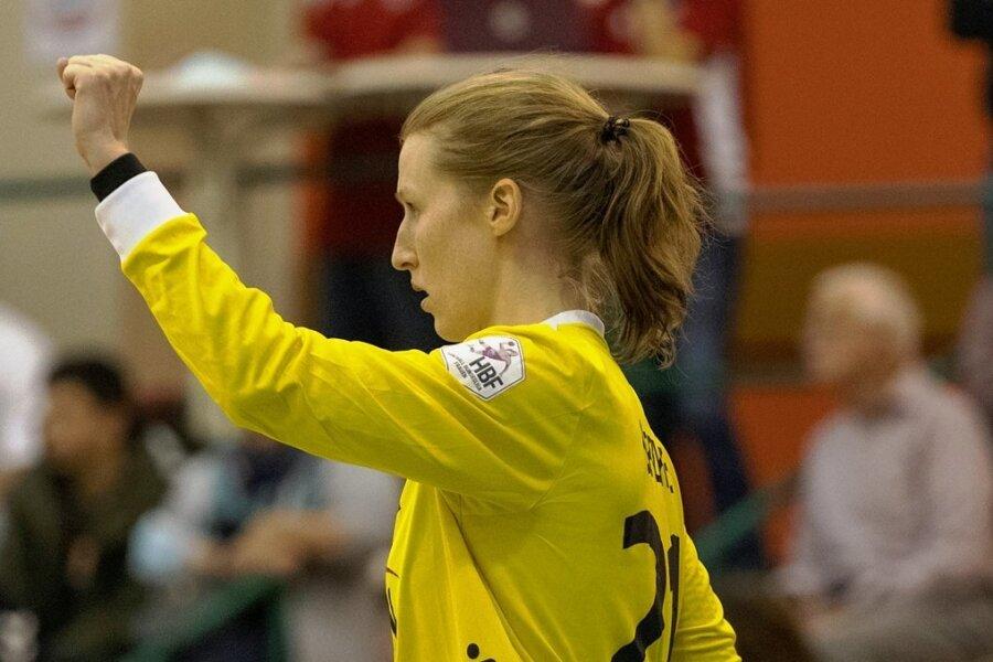 Nele Kurzke war ein großer Rückhalt für ihr Team.