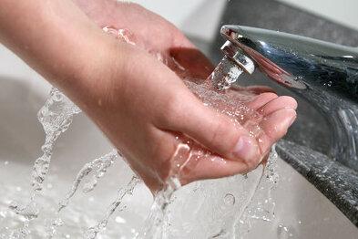Corona treibt Wasserverbrauch in Höhe