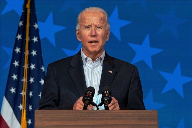 Für Joe Biden, den Präsidentschaftskandidaten der US-Demokraten, ist das Weiße Haus greifbar nah.