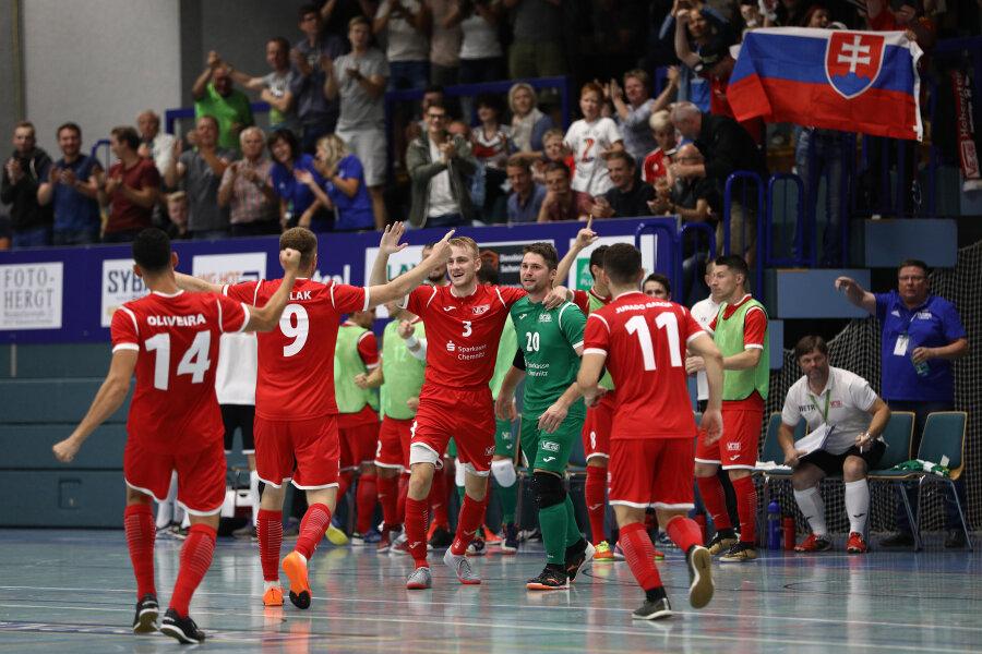 Futsal Champions League: VfL dreht Rückstand im Premierenspiel