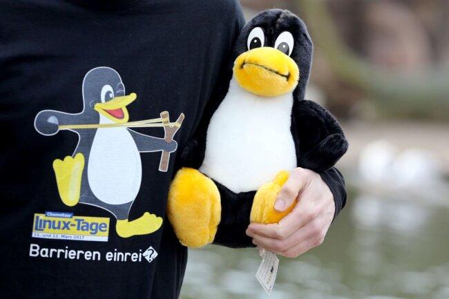 Die Linux-Tage 2021 sind virtuell.