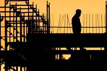 Die Baubranche hat schon bessere Zeiten erlebt.