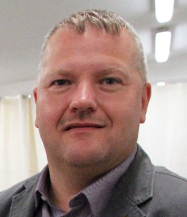 Mike Schneising, Betriebsleiter der Lautergold Paul Schubert GmbH.