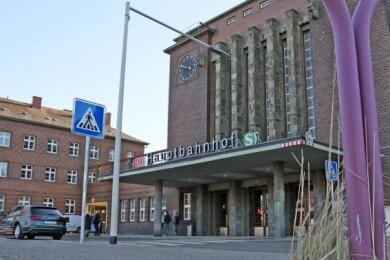 Steht noch auf der Liste: Der Umbau des Bahnhofsvorplatzes soll 2021 begonnen werden.