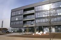 Der Unternehmenssitz der Roth & Rau AG in Hohenstein-Ernstthal