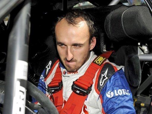 Kubica hat Rallye-Crash unbeschadet überstanden