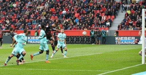 Havertz köpfte Leverkusen zum ersten Saisonsieg