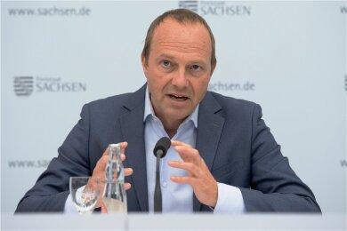 WolframGünther - Umwelt- und EnergieministerSachsen