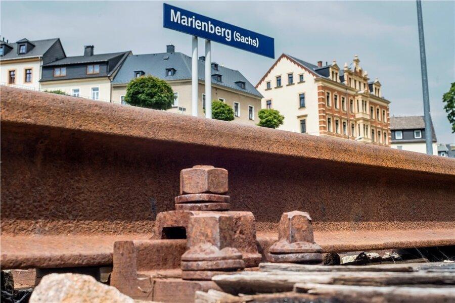 Bund würde Bahn nach Marienberg fördern