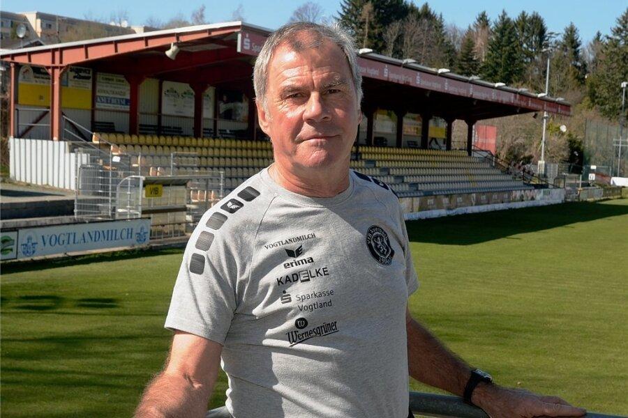 VolkhardtKramer - Manager desVfB Auerbach