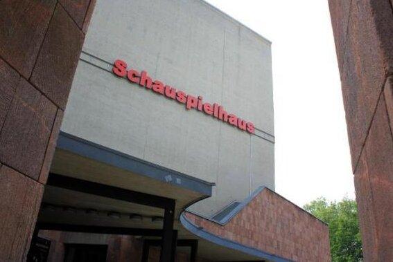 Die Tore des Schauspielhauses Chemnitz werden sich nicht für das Theatertreffen öffnen.