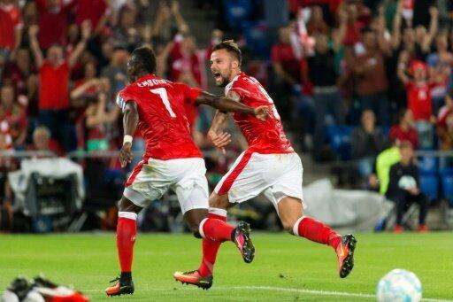Schweiz setzt sich gegen Portugal durch