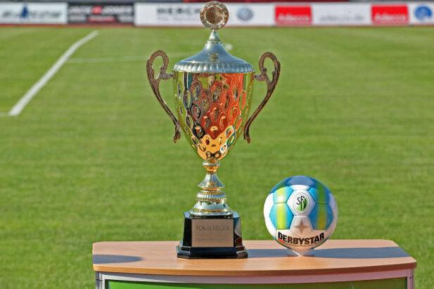 Der Sachsenpokal. Die 3. Runde findet Mitte Oktober statt.