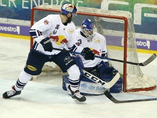 Red Bull München verliert 3:8 in Iserlohn