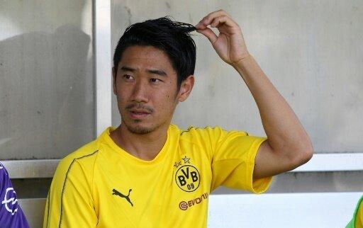 Kagawa fällt für das Spiel bei Atletico Madrid aus