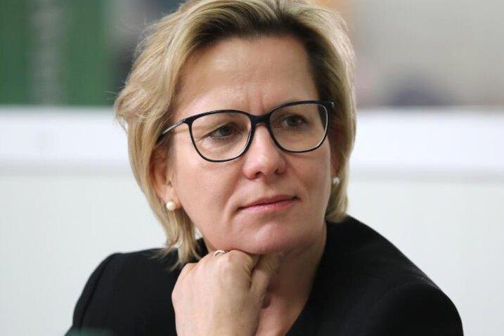 Barbara Klepsch - Sozialministerin