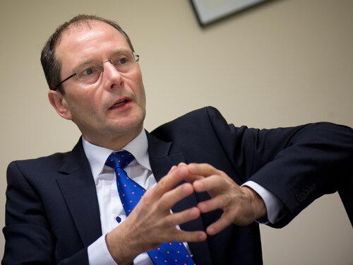 Innenminister Markus Ulbig.