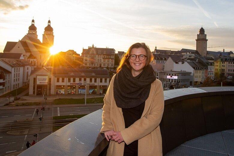 Silvia Queck-Hänel - Parteiunabhängige OB-Kandidatin in spe.
