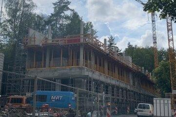 Der Neubau entsteht bis 2021.
