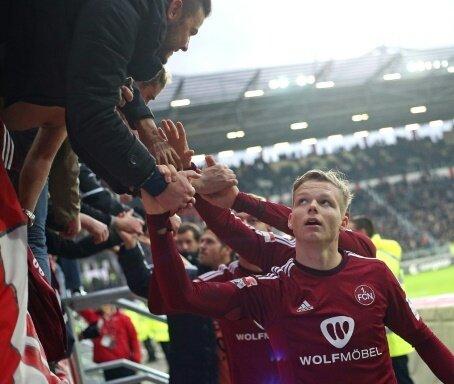Philipp Hercher wechselt von Nürnberg nach Großaspach