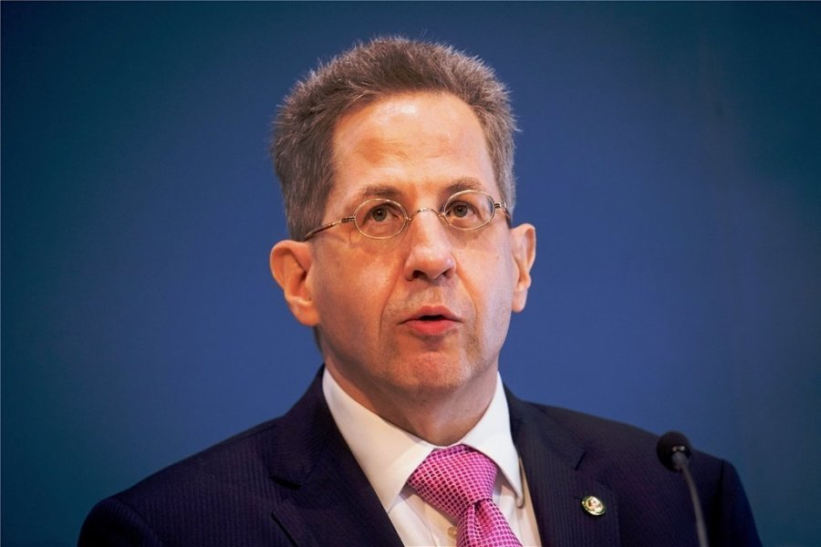 Hans-Georg Maaßen - Präsidentdes Bundesamtes für Verfassungsschutz