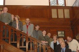 Auf den Tag heute vor 15 Jahren wurde das sanierte Tannenbergsthaler Herrenhaus der Öffentlichkeit übergeben.