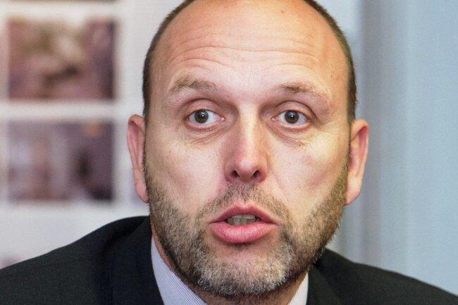 Olaf Raschke - Oberbürgermeister