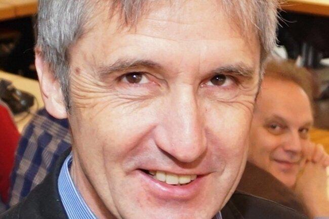 Frank Richter - Herausforderer