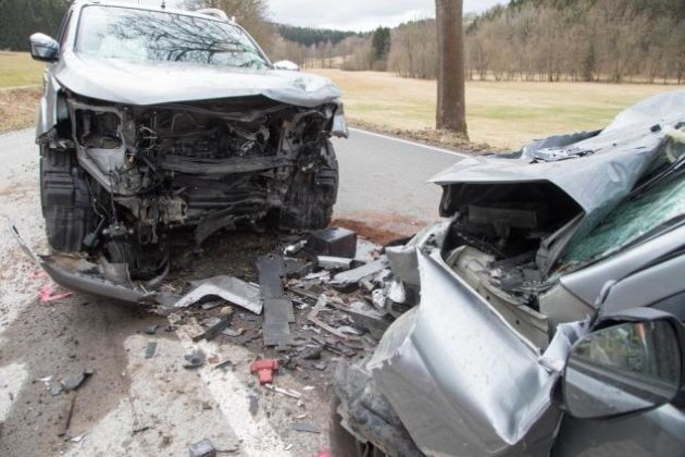 Der Suzukifahrer (88) erlag im Krankenhaus seinen Verletzungen.