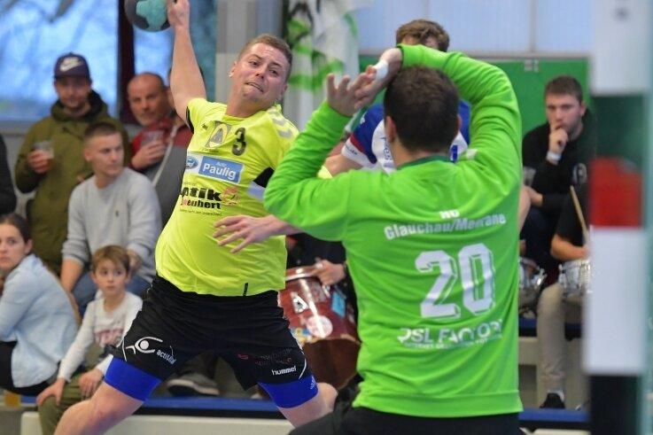 Jiri Brecko gehört zu den besten Torschützen beim Zwönitzer HSV. Auch in dieser Saison will er den Ball wieder häufig versenken.