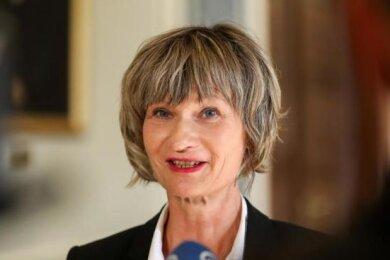 Chemnitzer Oberbürgermeisterin Barbara Ludwig (SPD)