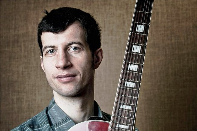 Ronny Graupe - Gitarrist