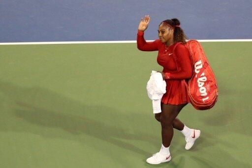 Williams verliert gegen Kvitova