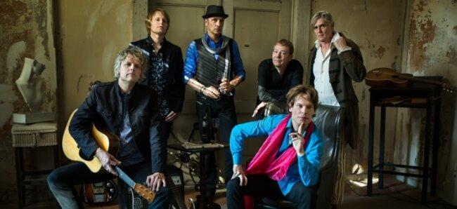 Das letzte große Konzert im EKM fand 2019 statt: eine Stones-Show mit der Band um Sänger Bobby Ballasch (vorn rechts).